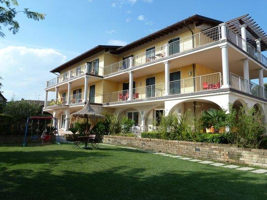 Hotel Splendid Sole: Main hotel building