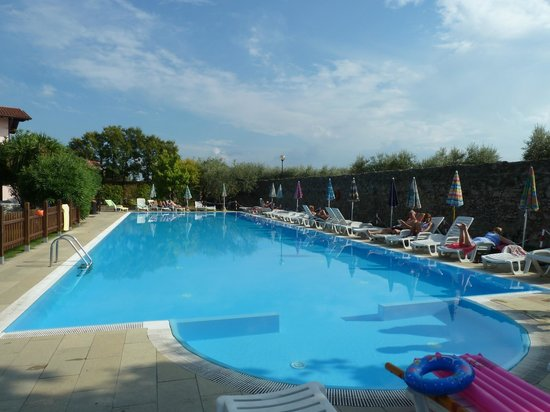 Hotel Splendid Sole: The pool