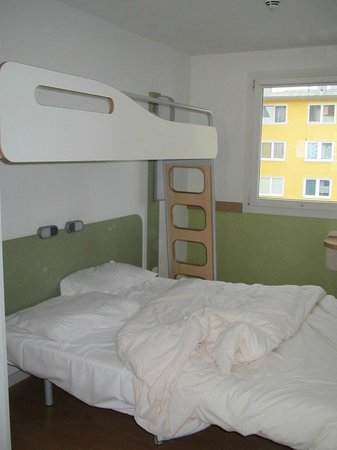 Ibis Budget Muenchen City Sued : letto