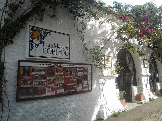 Hotel Mariscal Robledo : Santafé de Antioquía