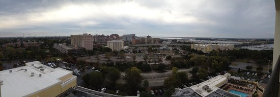 Charleston Marriott: Room with a view