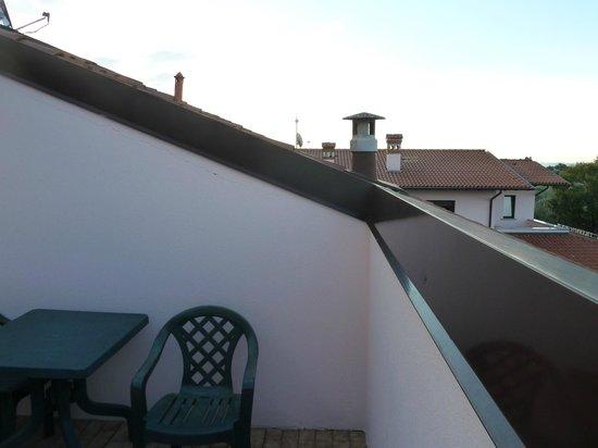 Hotel Splendid Sole: My balcony