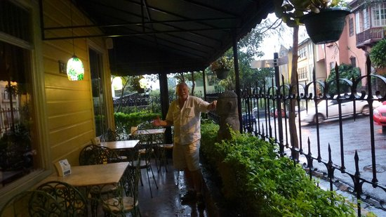 Hotel Don Carlos: Drinks