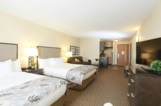 Pomeroy Inn & Suites at Olds College: Beautiful Room