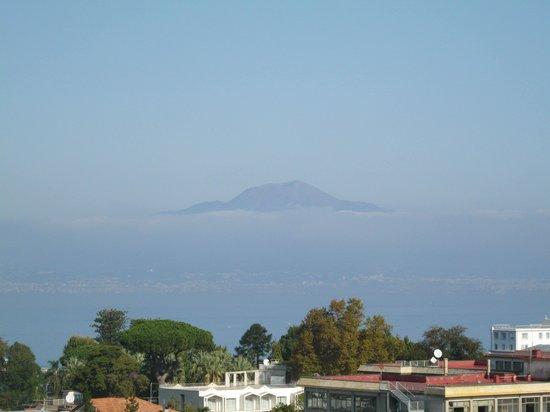 Comfort Hotel Gardenia Sorrento Coast: Vesuvius