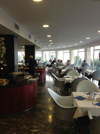 Hotel Calipolis: Breakfast Room