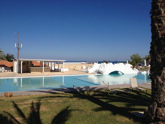 Zening Resorts: Main pool
