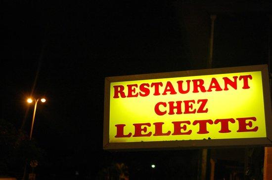 Chez Lelette : .