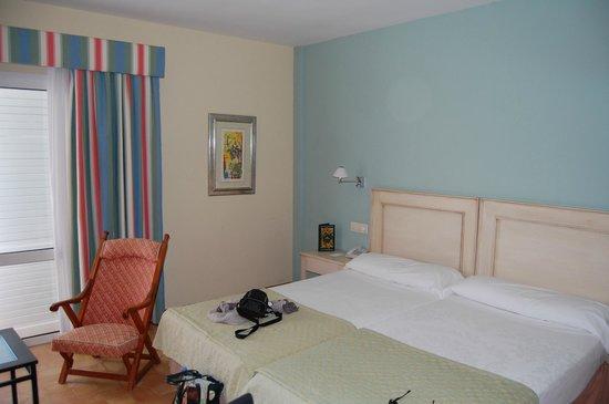 Parador de Ayamonte: habitación