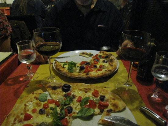 Babbo's : des pizzas généreuses