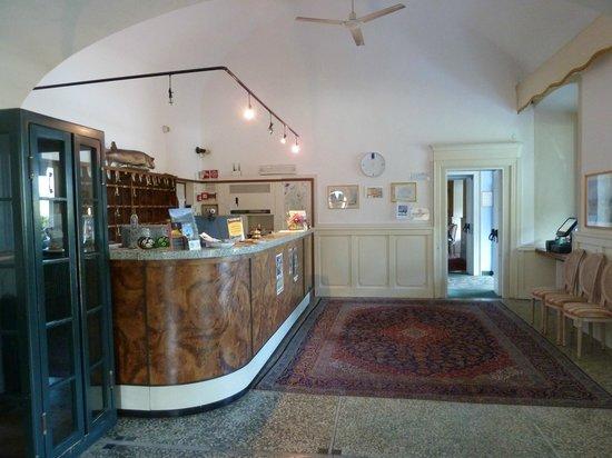 Hotel Due Palme: Reception