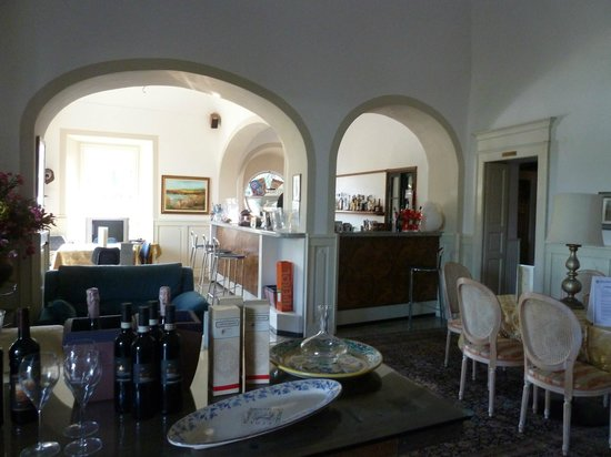Hotel Due Palme: Bar