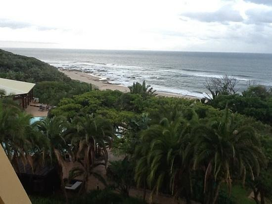Wild Coast Sun Hotel: Great views!!