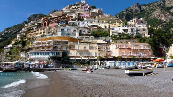Your Tour in Italy by Aldo Monti: Positano