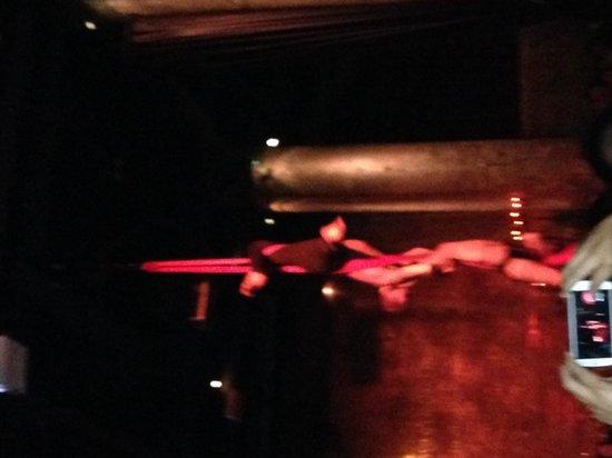 The Edison: Show que presentaba esa noche