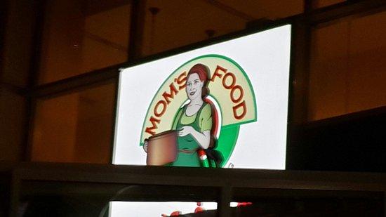 Mom's Food & Kitchen Restaurant: Emblem
