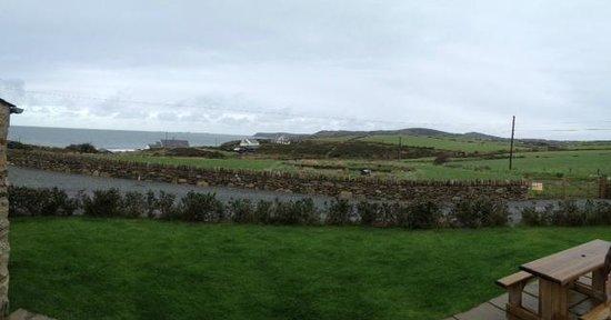 Carreglwyd Borthwen Barns: View from No. 5