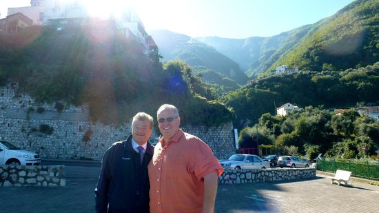 Your Tour in Italy by Aldo Monti : The drive along Almafi Coast