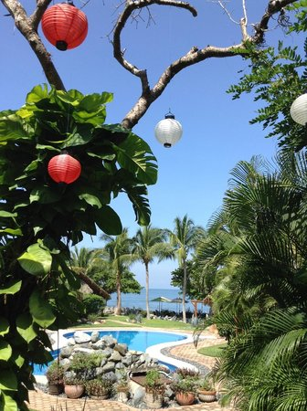 The Inn at Manzanillo Bay : The Pool
