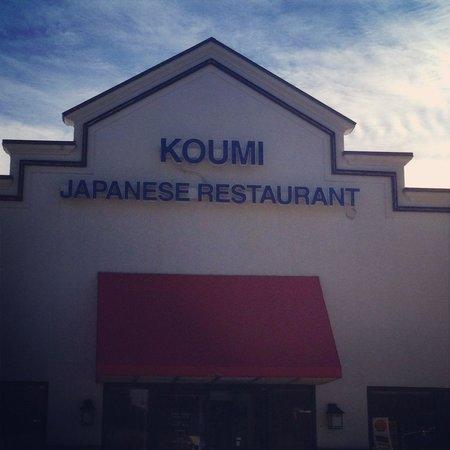Koumi Japanese Restaurant: Good Lunch!