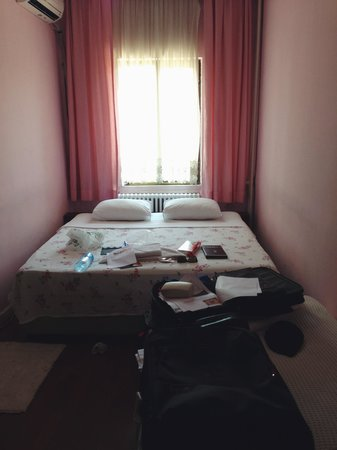 Sipahi Hotel: Double Bed Room