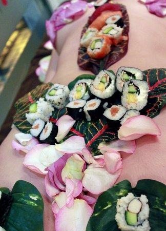 Al Punto : Body Sushi en ALPUNTO
