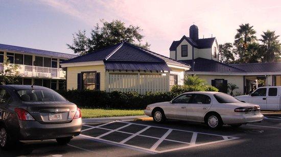 Days Inn Kissimmee FL: local agradável