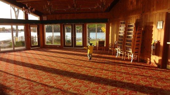 Christie's Mill Inn and Spa : sun room