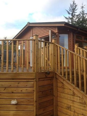 Loch Ness Highland Lodges: lodge 4