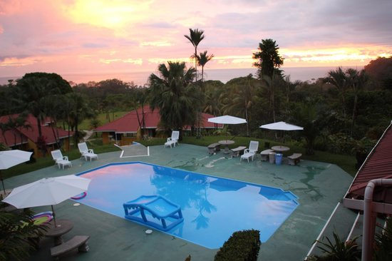 Hotel Lookout at Playa Tortuga: Pool und Ausblick