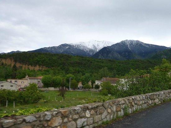 Beau-Vallon : Le Canigou