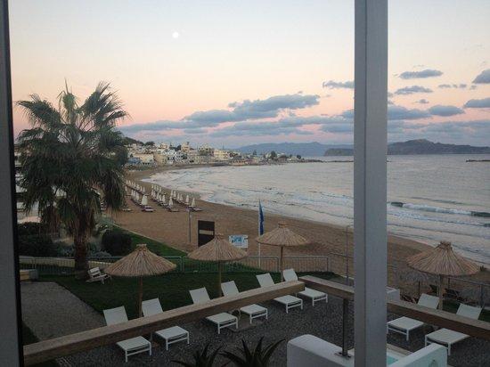 Ammos Hotel: Perfekt für Frühsport