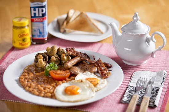 The Immigrant: Full English Breakfast