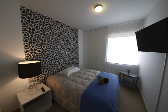 Pucllana Lodge: habitación con baño exterior