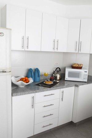 Pucllana Lodge: Cocina del MINI DEPA ( max 2 pax)