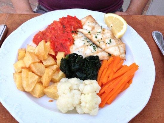 O Salmao: creol style fish