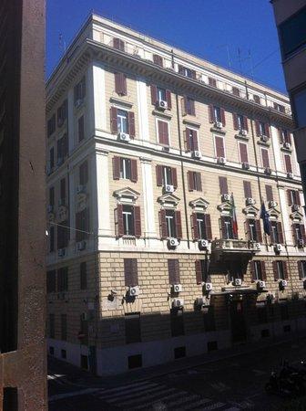 Residenza RomaCentro: Vista da janela do quarto