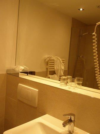 Hotel Imlauer: bagno