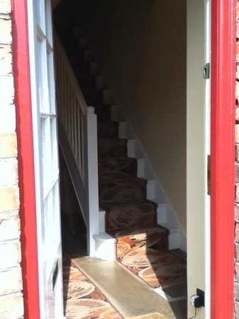 20 Forthlin Road - La casa de McCartney: Puerta entrada...