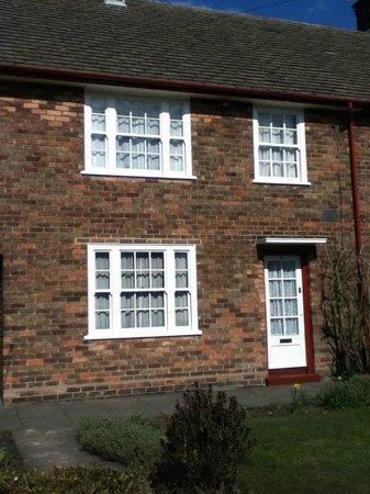 20 Forthlin Road - La casa de McCartney: Fachada casa Paul