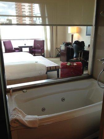 Eurobuilding Hotel Boutique Buenos Aires: De dentro do banheiro