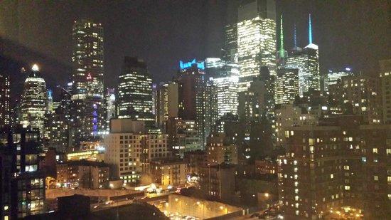 Hudson River Hotel : superbe vue