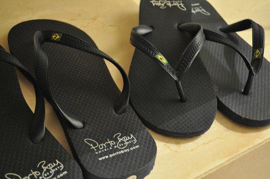 بورتو باي بوزيوس: capricho nos detalhes! sandálias personalizadas.
