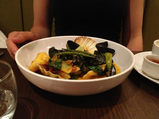 Kingswood Bar & Restaurant: Fruita de Mare