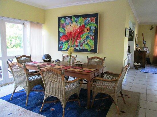 Von Abercron Residence: Dining Room