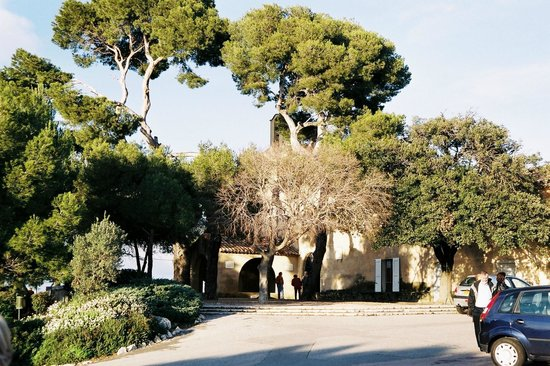 Chapelle de la Garoupe : Garoupe