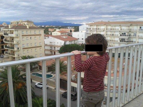 Maritim: Disfrutando de las vistas y de la amplia terraza
