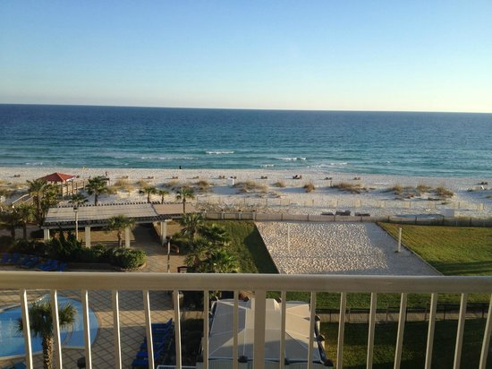 Hilton Pensacola Beach: View from my room