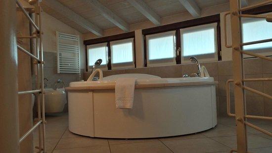 Il Sogno di Giulietta: la salle de bain