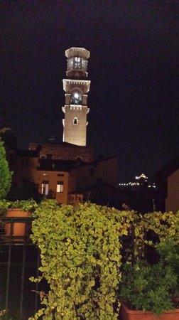 Il Sogno di Giulietta: la vue depuis la terrasse